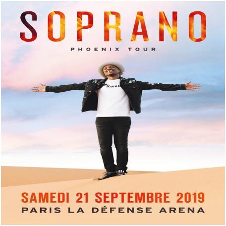 Concert Soprano à Paris