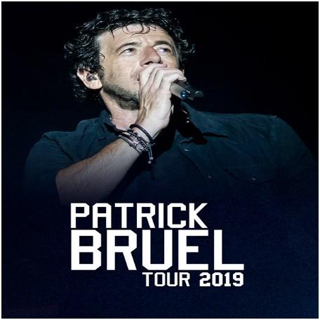 Concert Patrick Bruel in Paris