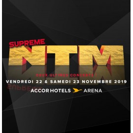 ADVANCE BOOKING Supreme NTM in Paris