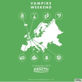 Concert Vampire Weekend in Paris