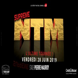 Concert Supreme NTM in Lille
