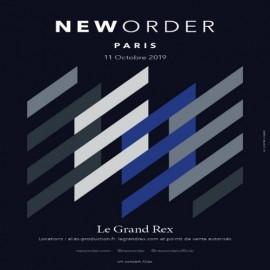 Concert New Order in Paris