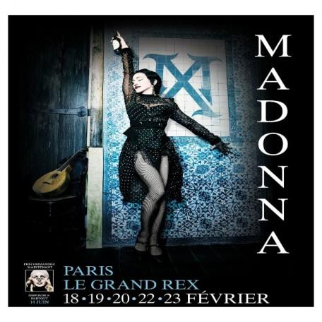 Concert Madonna in Paris