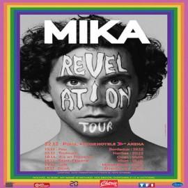 Concert Mika in Saint-Etienne