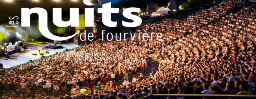 Nuits De Fourviere Tickets