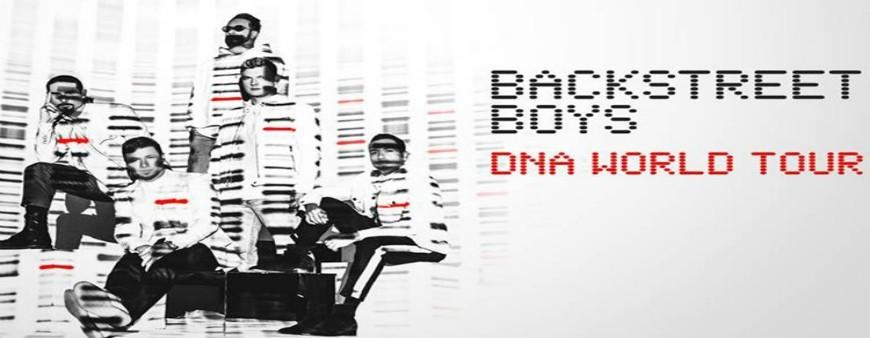Tickets Backstreet Boys