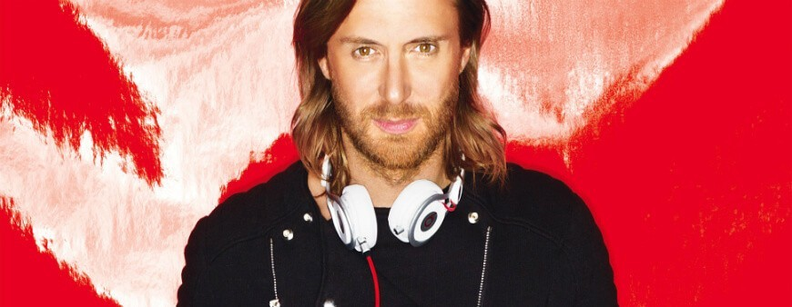 David Guetta Tickets